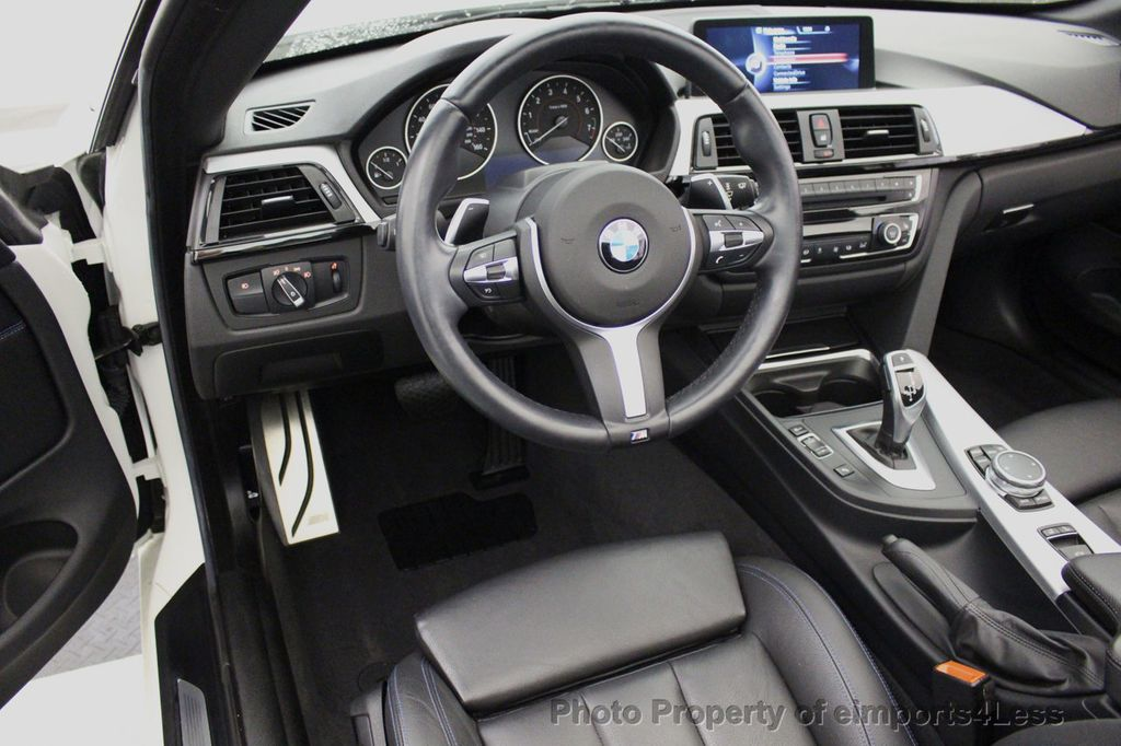 2015 BMW 4 Series CERTIFIED 428i xDRIVE M Sport AWD CAMERA NAVI - 17526650 - 22