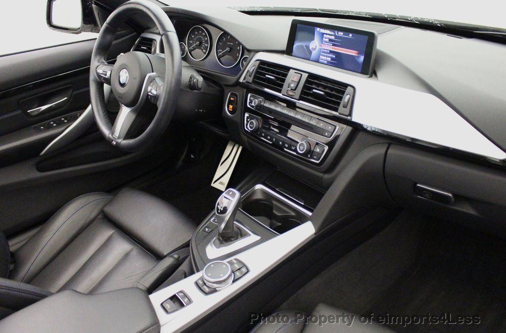 2015 BMW 4 Series CERTIFIED 428i xDRIVE M Sport AWD CAMERA NAVI - 17526650 - 23