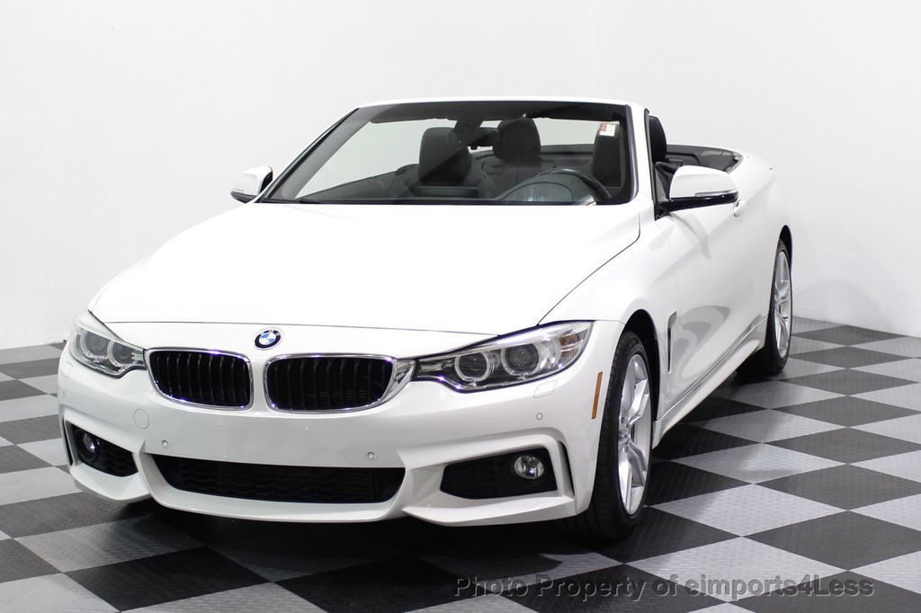 2015 BMW 4 Series CERTIFIED 428i xDRIVE M Sport AWD CAMERA NAVI - 17526650 - 28