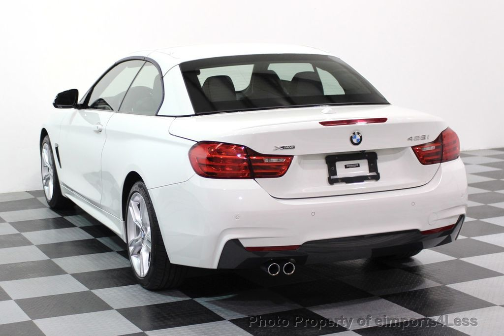 2015 BMW 4 Series CERTIFIED 428i xDRIVE M Sport AWD CAMERA NAVI - 17526650 - 2