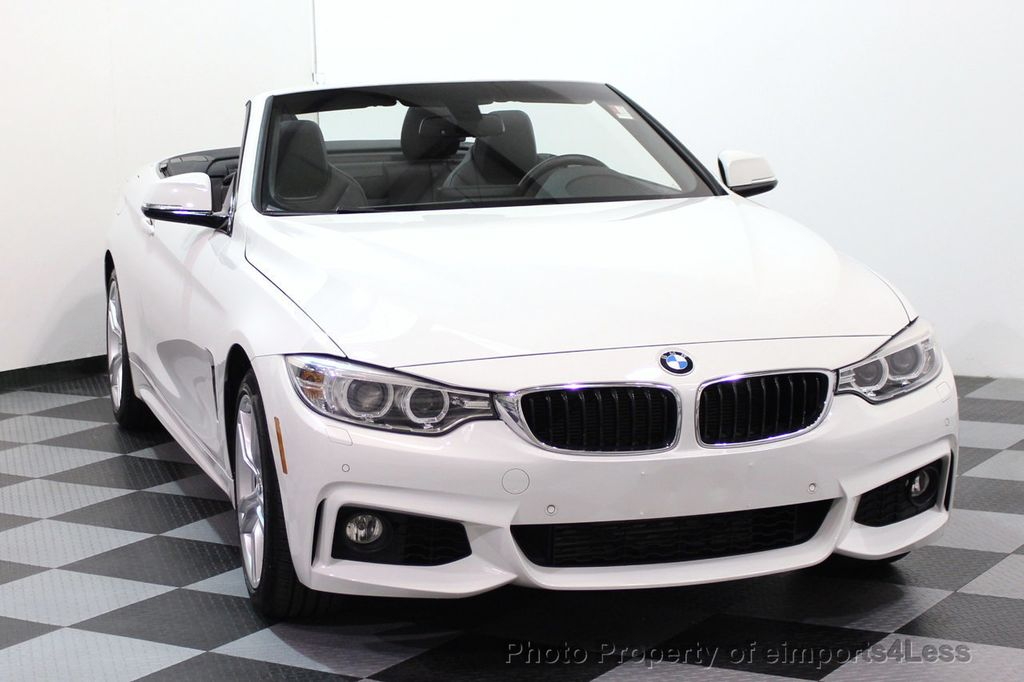 2015 BMW 4 Series CERTIFIED 428i xDRIVE M Sport AWD CAMERA NAVI - 17526650 - 29