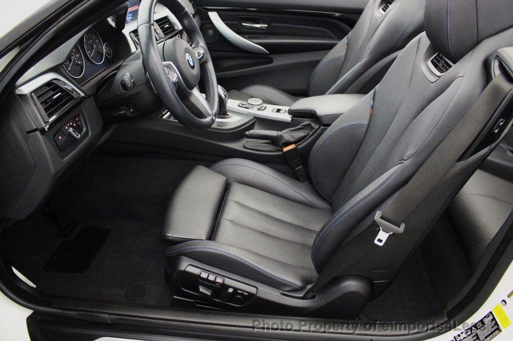 2015 BMW 4 Series CERTIFIED 428i xDRIVE M Sport AWD CAMERA NAVI - 17526650 - 33