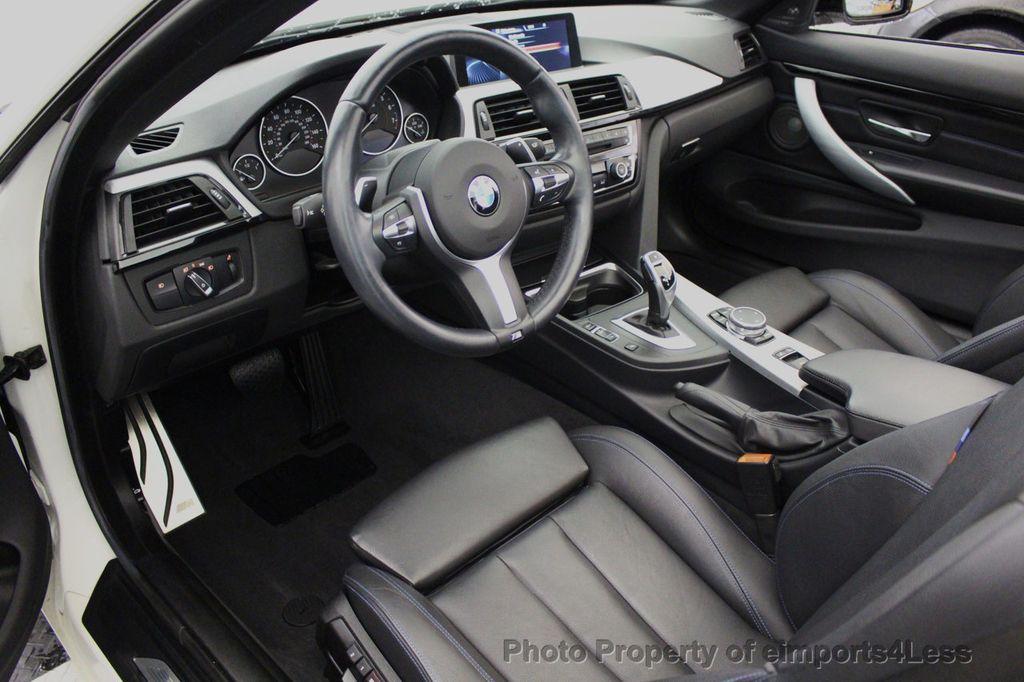 2015 BMW 4 Series CERTIFIED 428i xDRIVE M Sport AWD CAMERA NAVI - 17526650 - 35