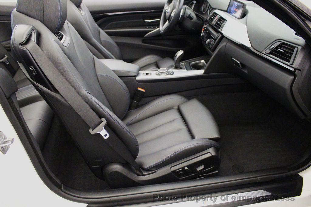 2015 BMW 4 Series CERTIFIED 428i xDRIVE M Sport AWD CAMERA NAVI - 17526650 - 36