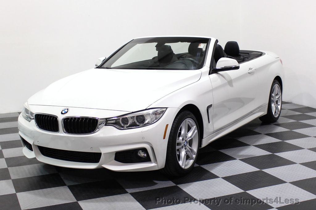 2015 BMW 4 Series CERTIFIED 428i xDRIVE M Sport AWD CAMERA NAVI - 17526650 - 42