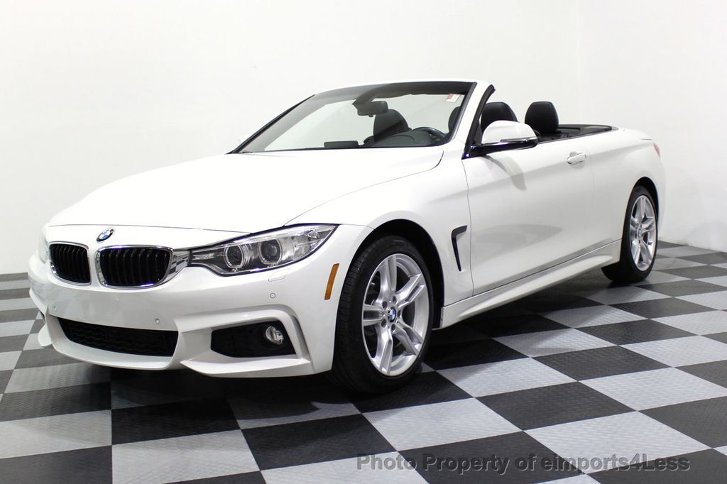 2015 BMW 4 Series CERTIFIED 428i xDRIVE M Sport AWD CAMERA NAVI - 17526650 - 45