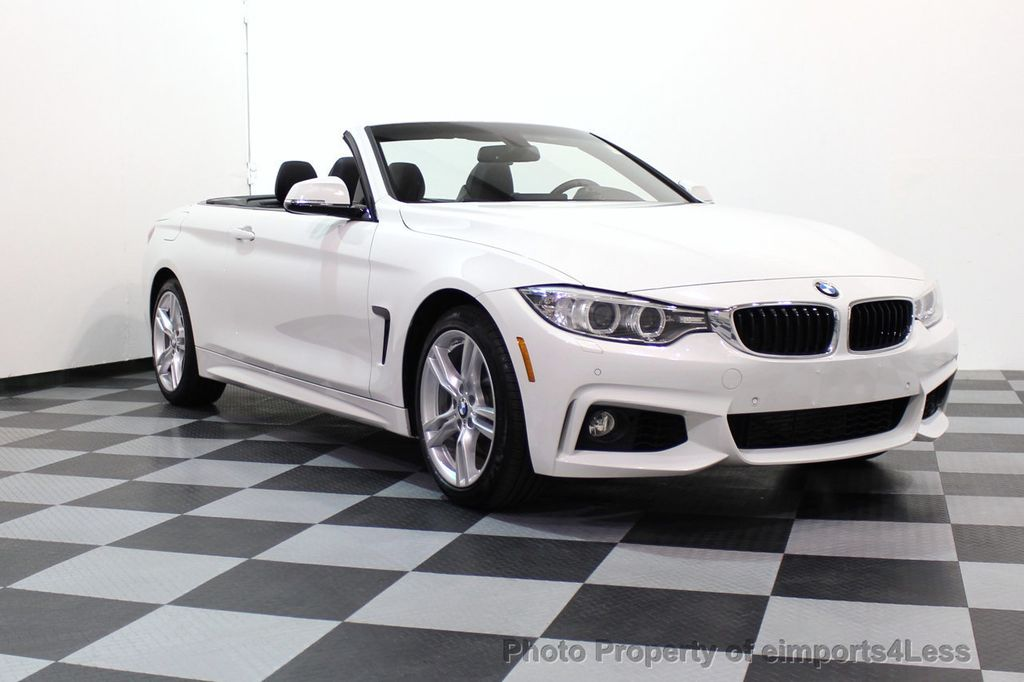2015 BMW 4 Series CERTIFIED 428i xDRIVE M Sport AWD CAMERA NAVI - 17526650 - 48