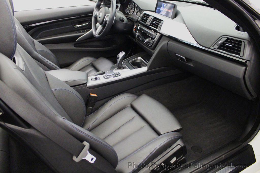 2015 BMW 4 Series CERTIFIED 428i xDRIVE M Sport AWD CAMERA NAVI - 17526650 - 8