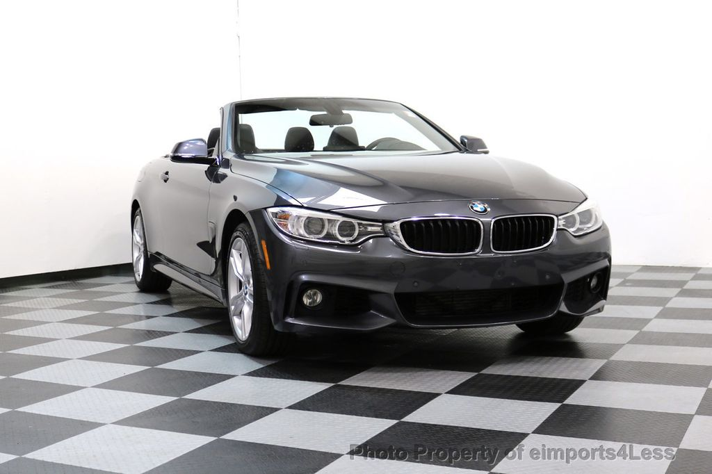 2015 BMW 4 Series CERTIFIED 428i xDRIVE M Sport Package AWD CAMERA NAVI - 17425255 - 15