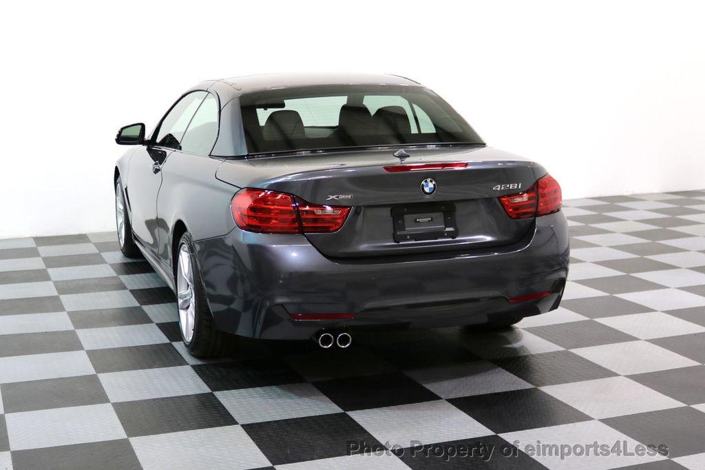 2015 BMW 4 Series CERTIFIED 428i xDRIVE M Sport Package AWD CAMERA NAVI - 17425255 - 16