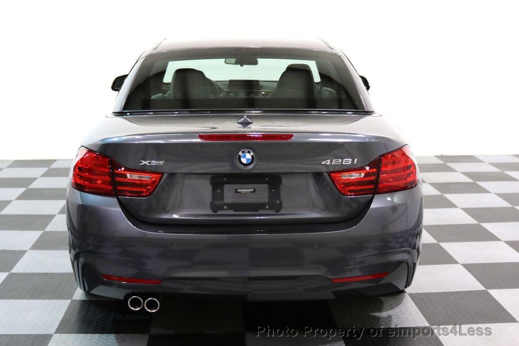 2015 BMW 4 Series CERTIFIED 428i xDRIVE M Sport Package AWD CAMERA NAVI - 17425255 - 17