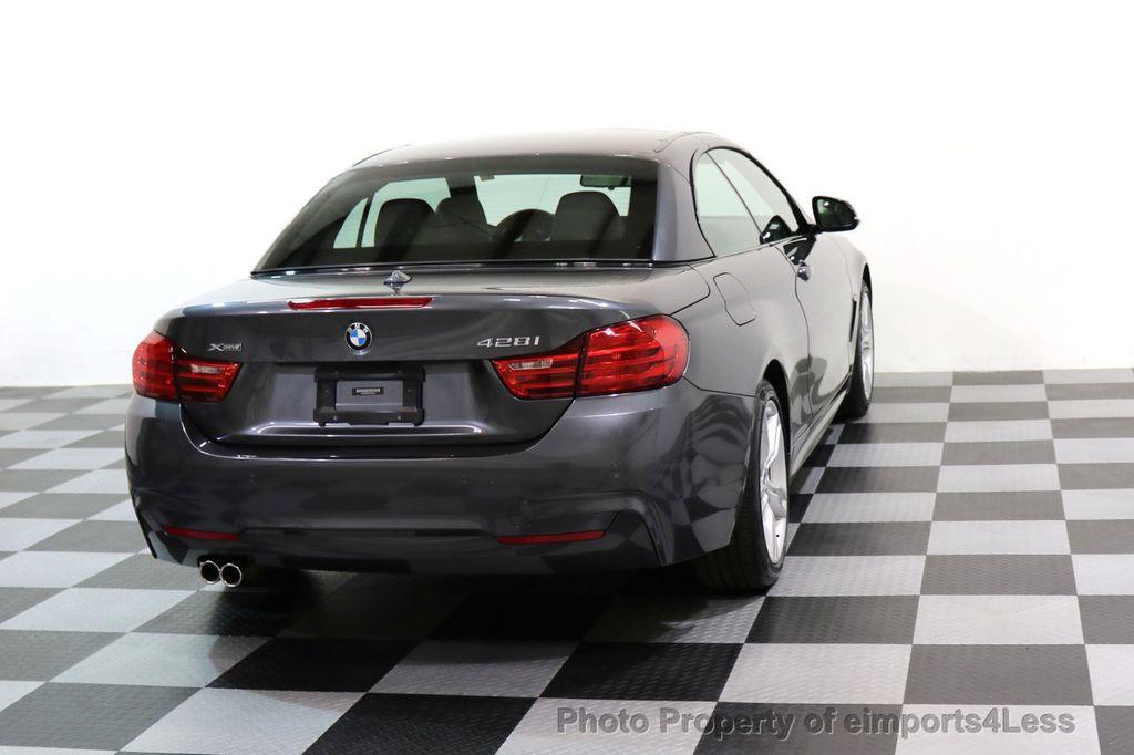 2015 BMW 4 Series CERTIFIED 428i xDRIVE M Sport Package AWD CAMERA NAVI - 17425255 - 18