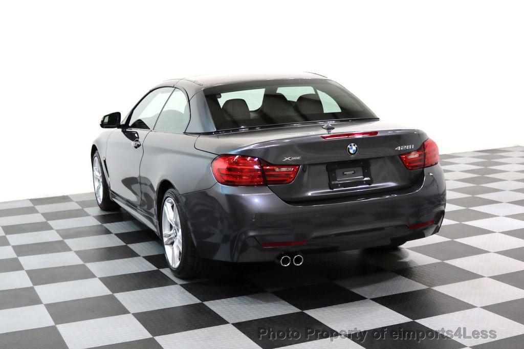 2015 BMW 4 Series CERTIFIED 428i xDRIVE M Sport Package AWD CAMERA NAVI - 17425255 - 2