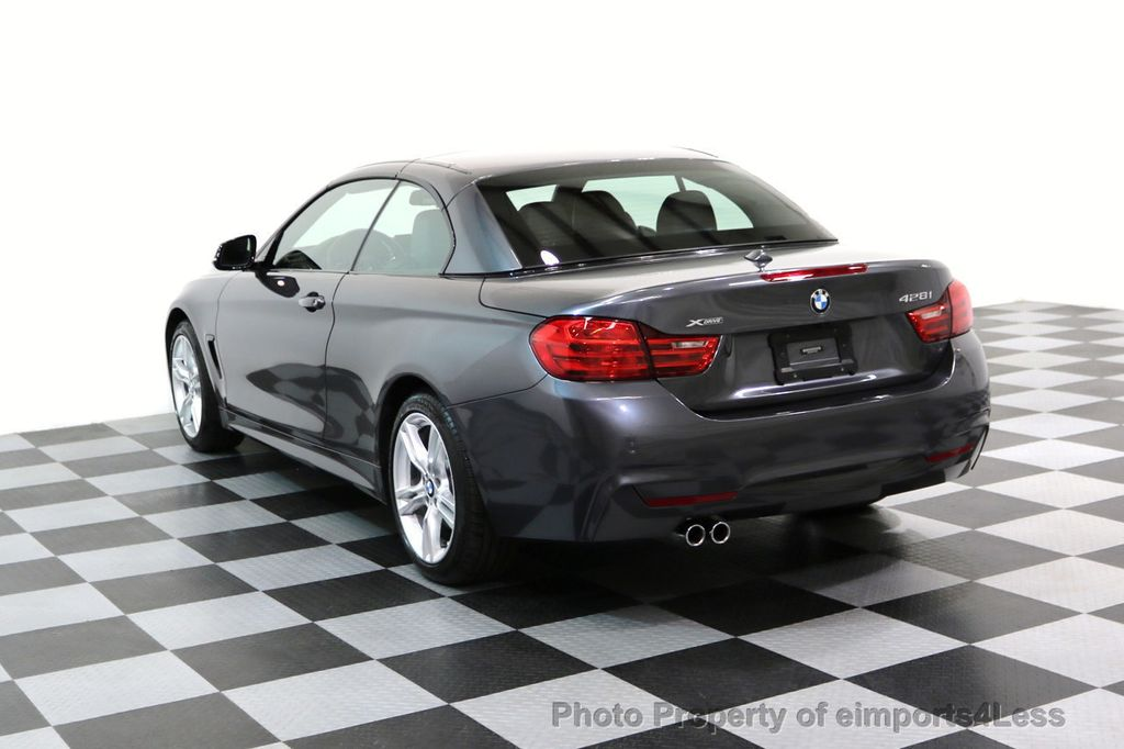 2015 BMW 4 Series CERTIFIED 428i xDRIVE M Sport Package AWD CAMERA NAVI - 17425255 - 29