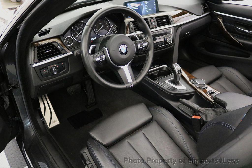 2015 BMW 4 Series CERTIFIED 428i xDRIVE M Sport Package AWD CAMERA NAVI - 17425255 - 32