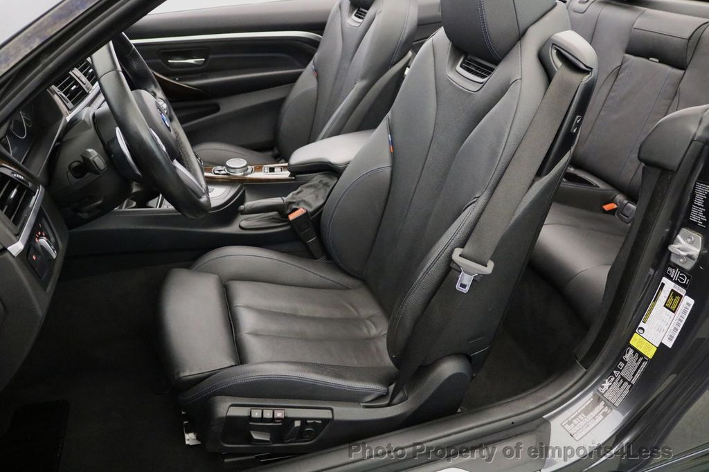 2015 BMW 4 Series CERTIFIED 428i xDRIVE M Sport Package AWD CAMERA NAVI - 17425255 - 34