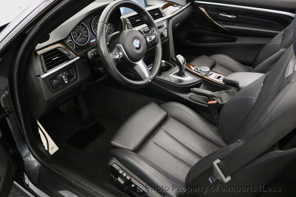 2015 BMW 4 Series CERTIFIED 428i xDRIVE M Sport Package AWD CAMERA NAVI - 17425255 - 36