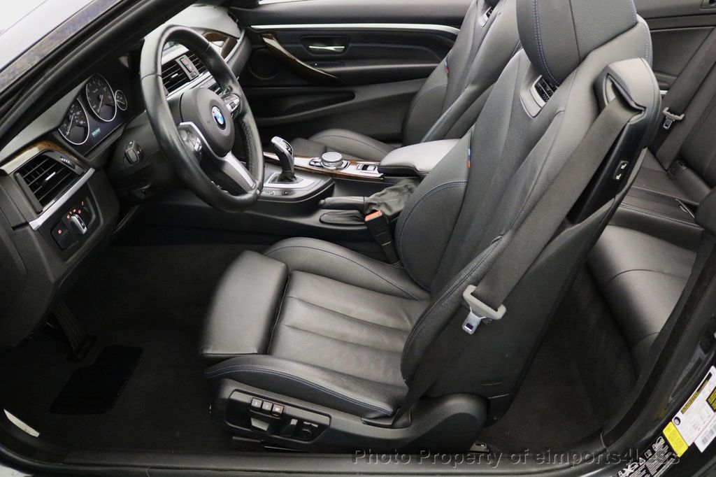 2015 BMW 4 Series CERTIFIED 428i xDRIVE M Sport Package AWD CAMERA NAVI - 17425255 - 38