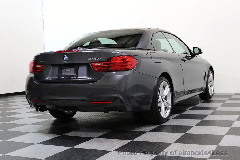 2015 BMW 4 Series CERTIFIED 428i xDRIVE M Sport Package AWD CAMERA NAVI - 17425255 - 49