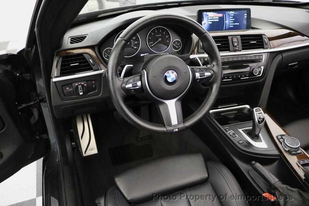 2015 BMW 4 Series CERTIFIED 428i xDRIVE M Sport Package AWD CAMERA NAVI - 17425255 - 7