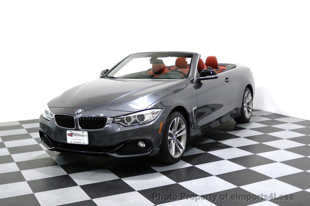 2015 BMW 4 Series CERTIFIED 428i xDRIVE Sport Line AWD CAMERA NAVI - 17581586 - 0