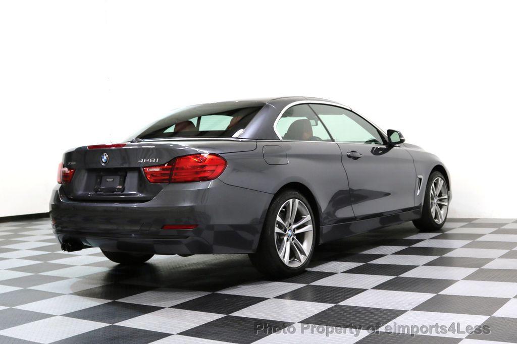 2015 BMW 4 Series CERTIFIED 428i xDRIVE Sport Line AWD CAMERA NAVI - 17581586 - 18