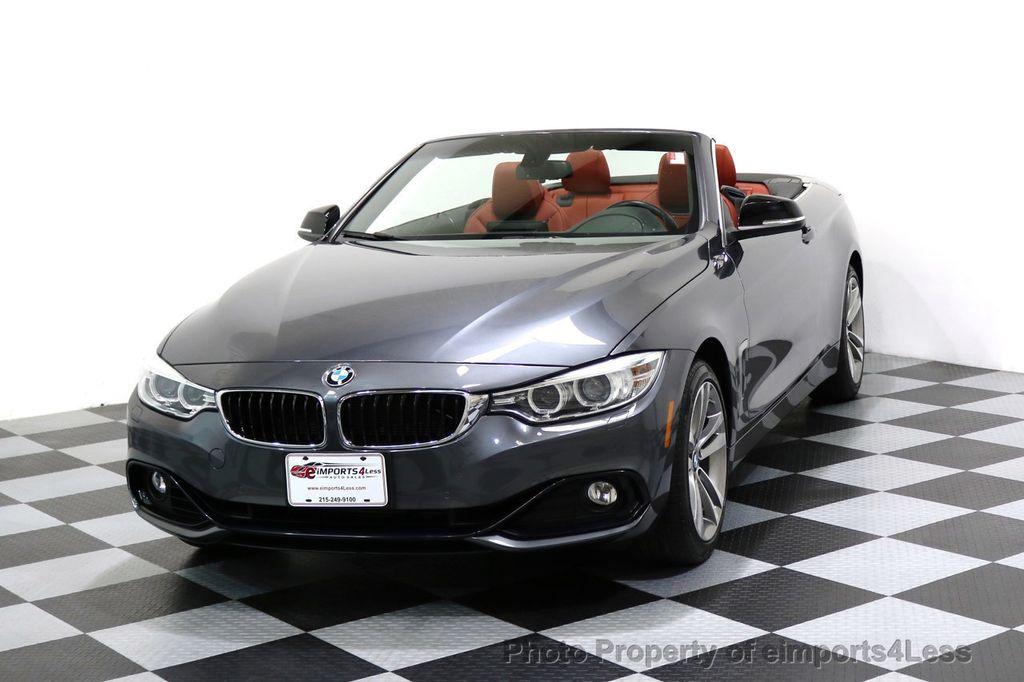2015 BMW 4 Series CERTIFIED 428i xDRIVE Sport Line AWD CAMERA NAVI - 17581586 - 28