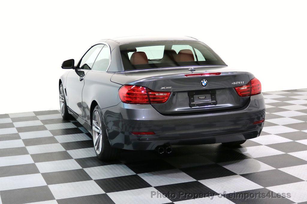 2015 BMW 4 Series CERTIFIED 428i xDRIVE Sport Line AWD CAMERA NAVI - 17581586 - 2