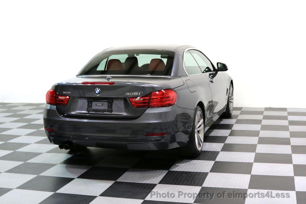 2015 BMW 4 Series CERTIFIED 428i xDRIVE Sport Line AWD CAMERA NAVI - 17581586 - 32