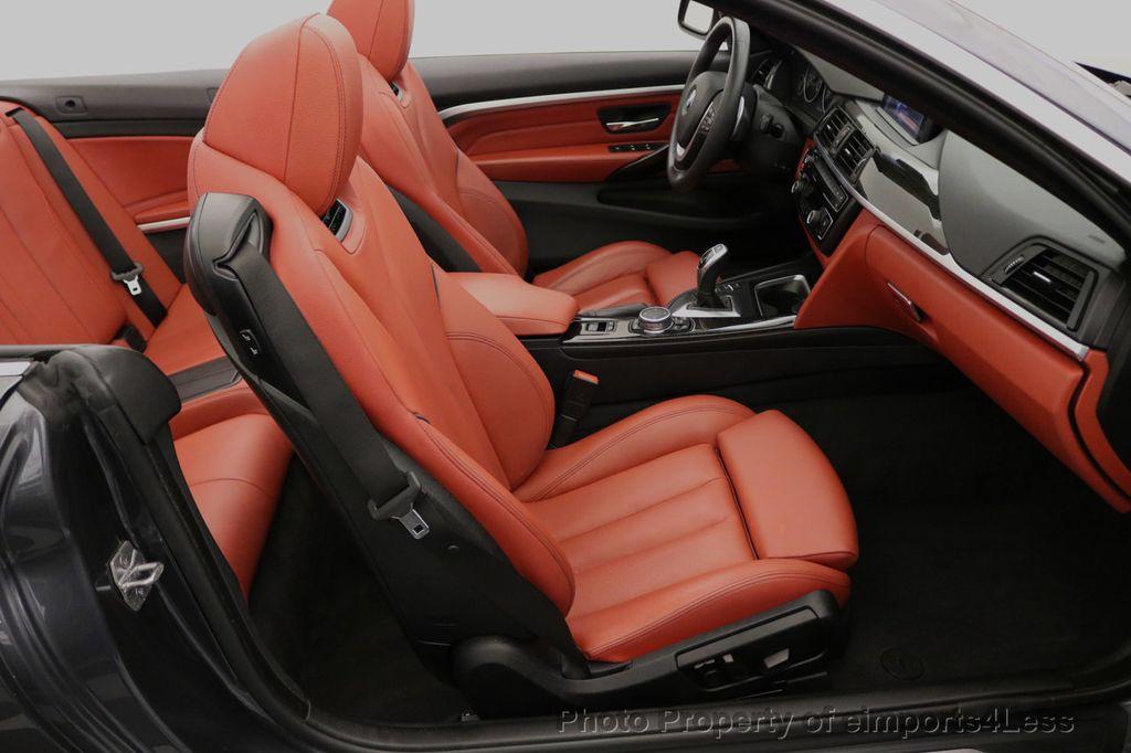 2015 BMW 4 Series CERTIFIED 428i xDRIVE Sport Line AWD CAMERA NAVI - 17581586 - 34
