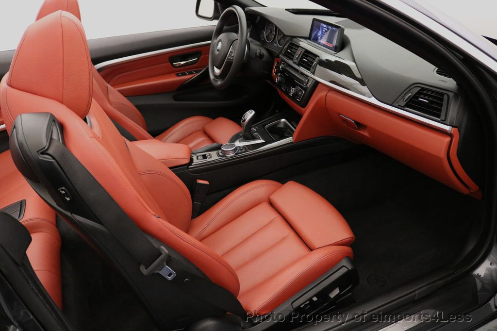 2015 BMW 4 Series CERTIFIED 428i xDRIVE Sport Line AWD CAMERA NAVI - 17581586 - 36