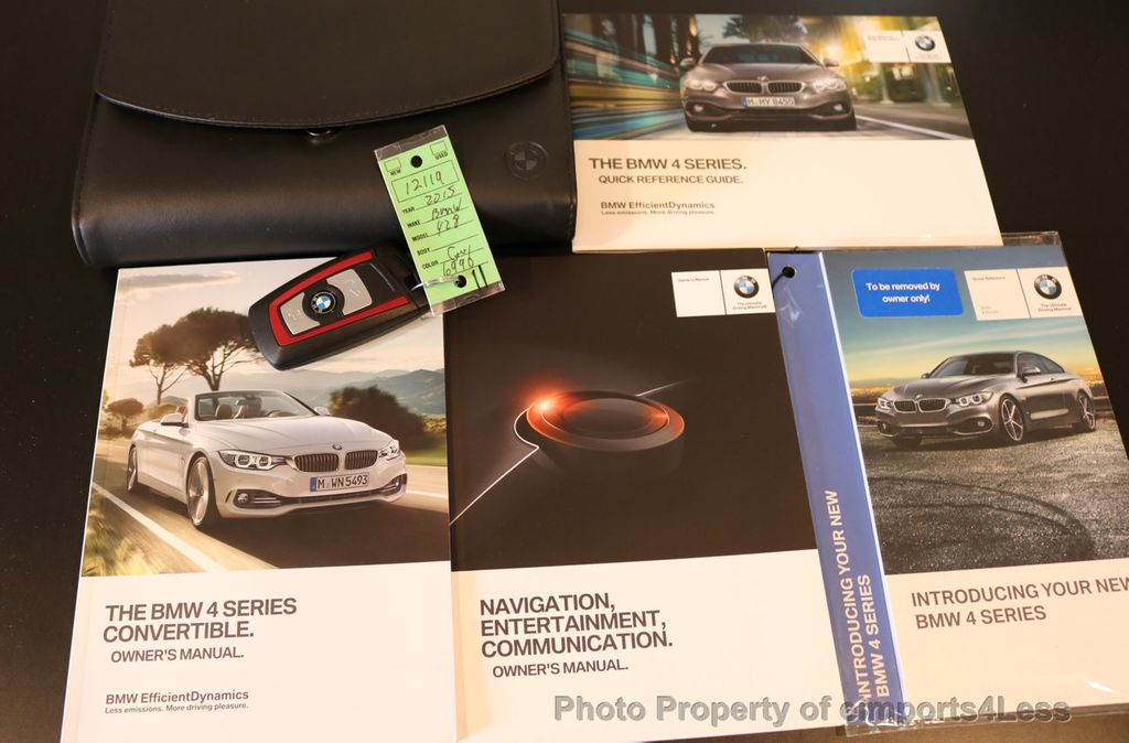 2015 BMW 4 Series CERTIFIED 428i xDRIVE Sport Line AWD CAMERA NAVI - 17581586 - 37
