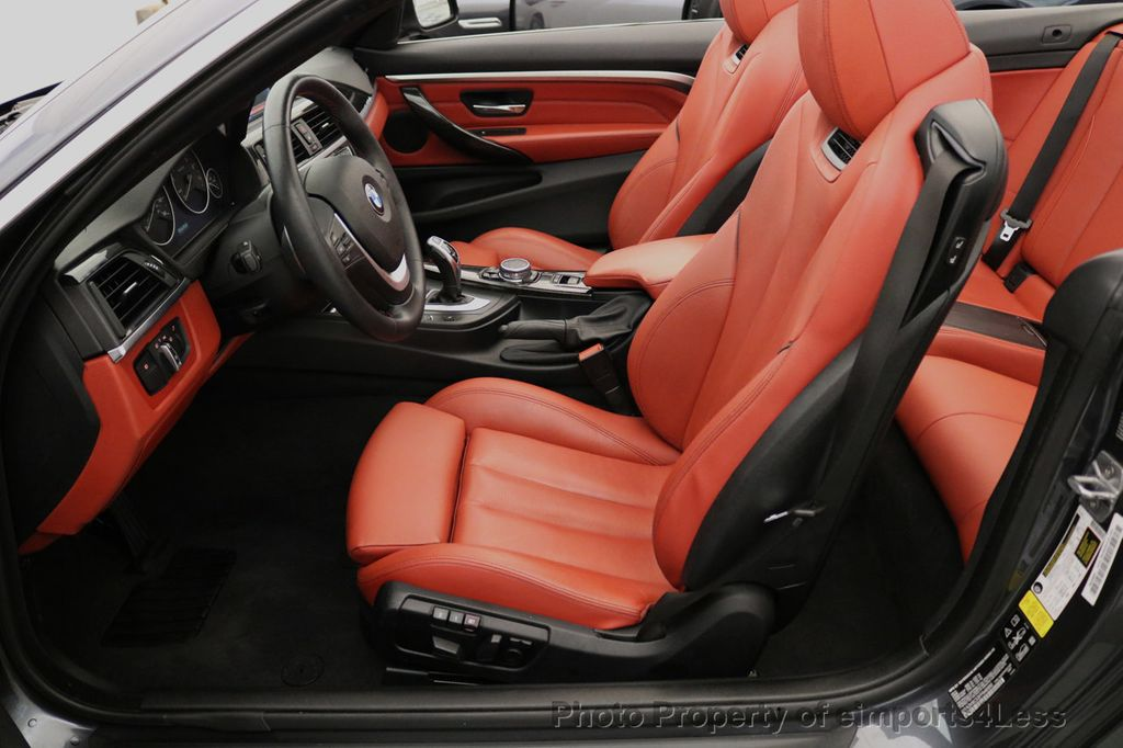 2015 BMW 4 Series CERTIFIED 428i xDRIVE Sport Line AWD CAMERA NAVI - 17581586 - 45