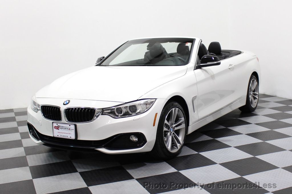 2015 BMW 4 Series CERTIFIED 428i xDRIVE Sport Line AWD NAVIGATION - 17515927 - 13