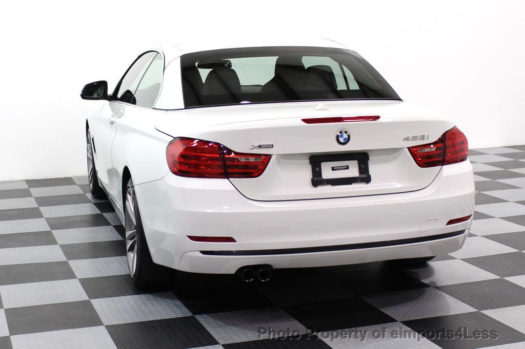 2015 BMW 4 Series CERTIFIED 428i xDRIVE Sport Line AWD NAVIGATION - 17515927 - 15