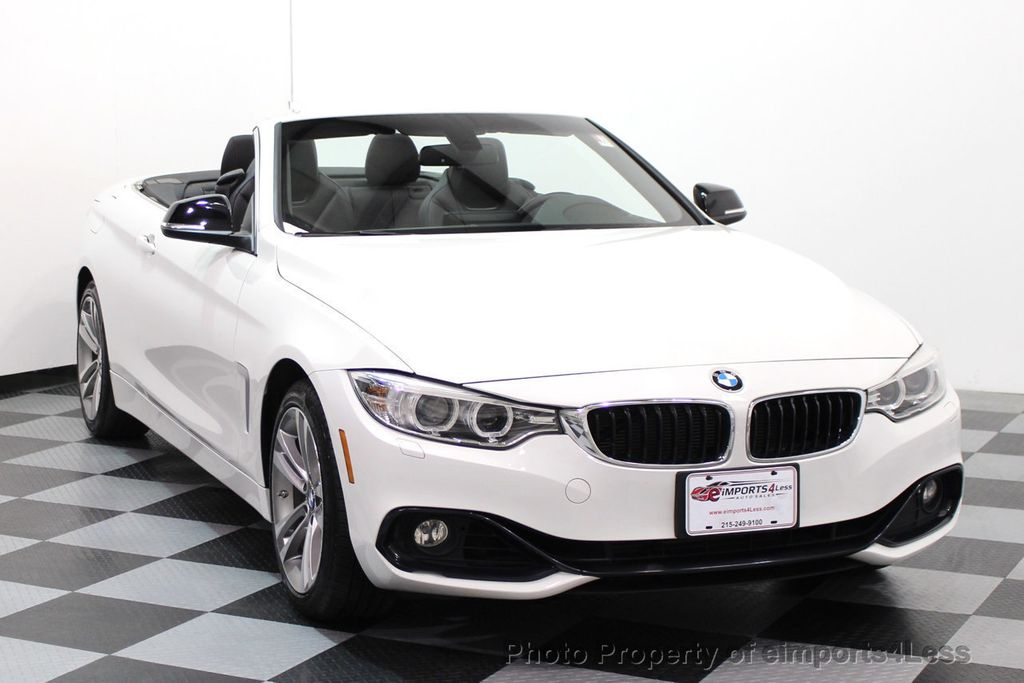 2015 BMW 4 Series CERTIFIED 428i xDRIVE Sport Line AWD NAVIGATION - 17515927 - 1