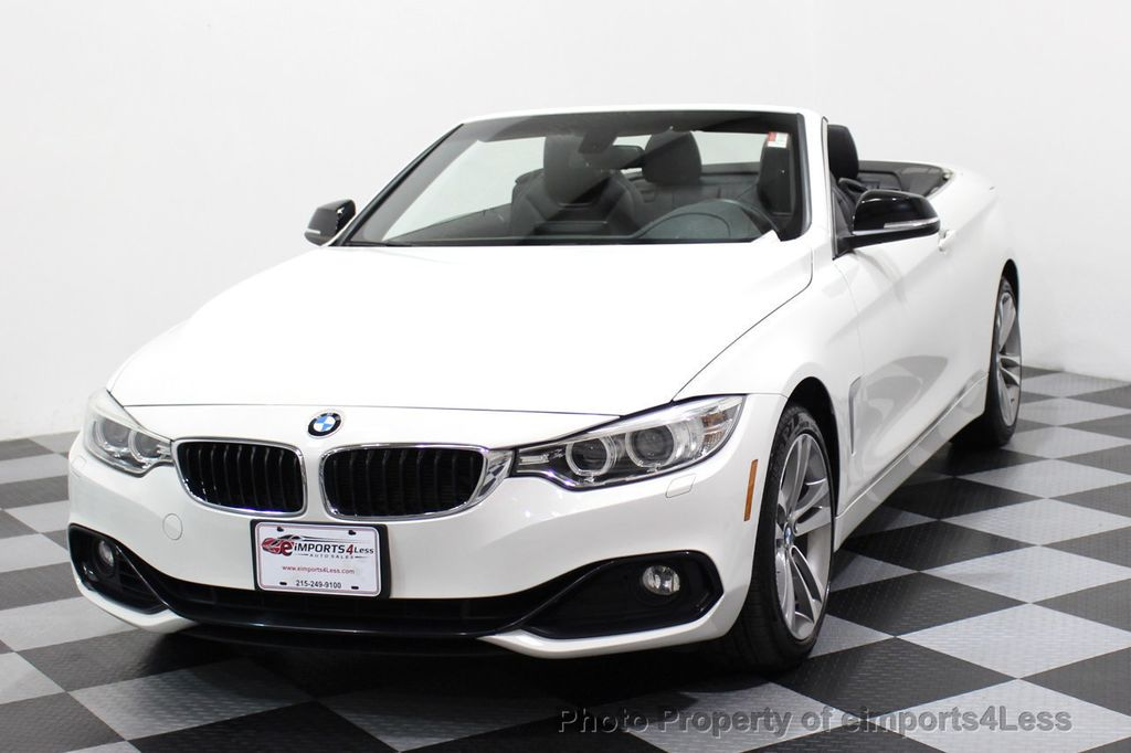 2015 BMW 4 Series CERTIFIED 428i xDRIVE Sport Line AWD NAVIGATION - 17515927 - 25