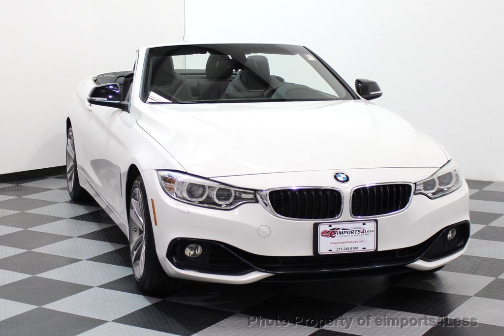 2015 BMW 4 Series CERTIFIED 428i xDRIVE Sport Line AWD NAVIGATION - 17515927 - 26