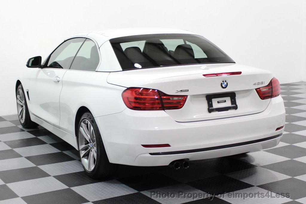 2015 BMW 4 Series CERTIFIED 428i xDRIVE Sport Line AWD NAVIGATION - 17515927 - 27