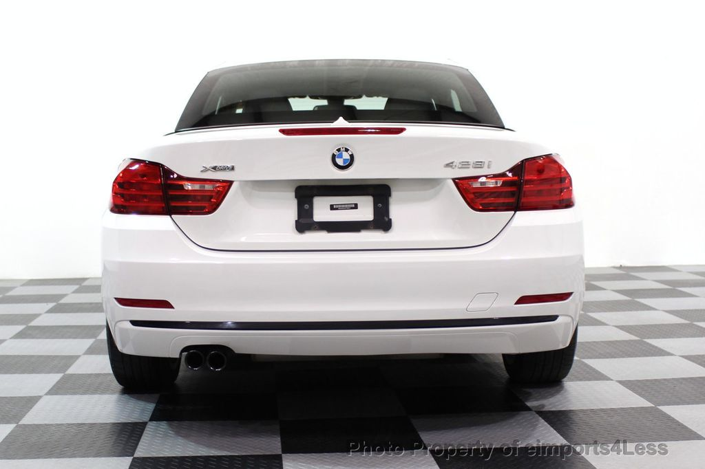 2015 BMW 4 Series CERTIFIED 428i xDRIVE Sport Line AWD NAVIGATION - 17515927 - 28