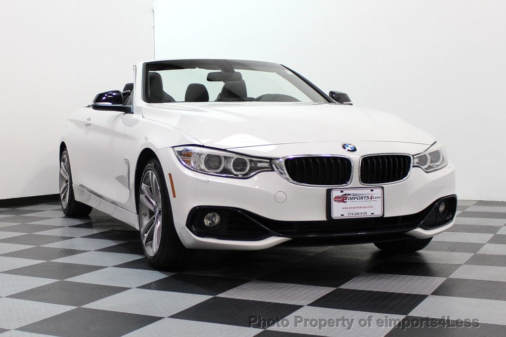 2015 BMW 4 Series CERTIFIED 428i xDRIVE Sport Line AWD NAVIGATION - 17515927 - 38