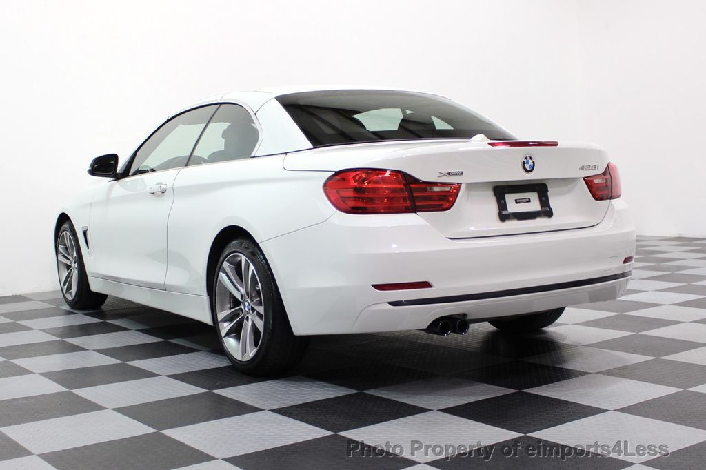 2015 BMW 4 Series CERTIFIED 428i xDRIVE Sport Line AWD NAVIGATION - 17515927 - 39