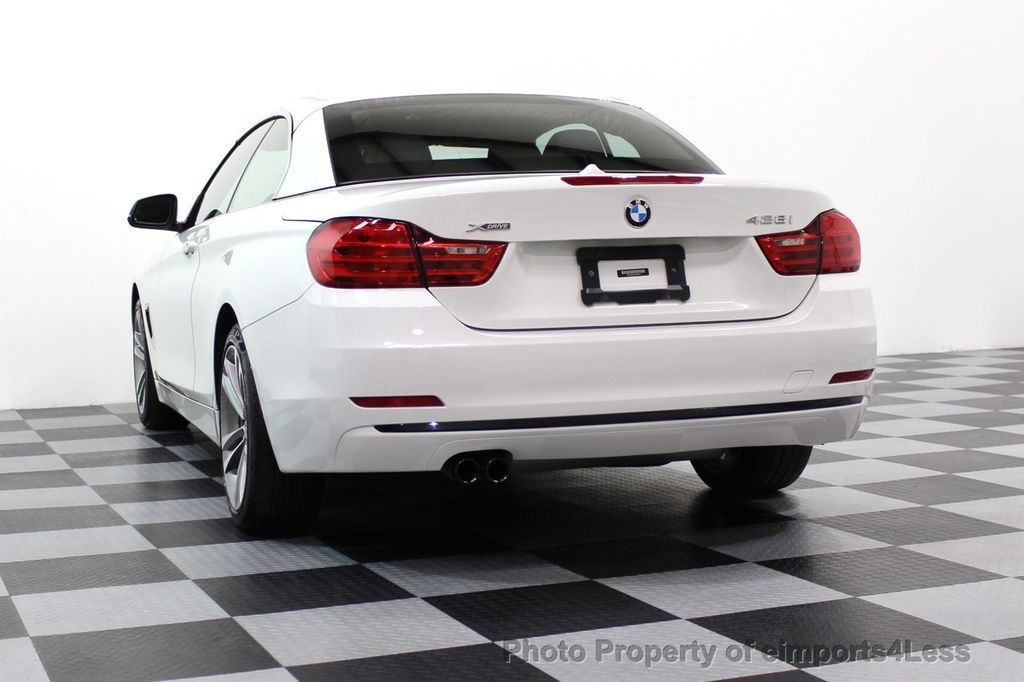 2015 BMW 4 Series CERTIFIED 428i xDRIVE Sport Line AWD NAVIGATION - 17515927 - 43