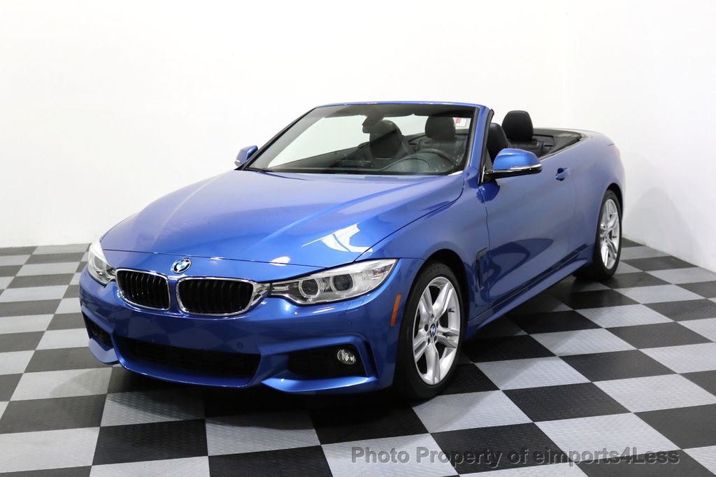 2015 BMW 4 Series CERTIFIED 435i M Sport Package CAMERA NAVI - 17401997 - 0