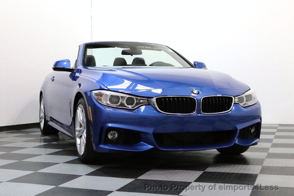 2015 BMW 4 Series CERTIFIED 435i M Sport Package CAMERA NAVI - 17401997 - 15