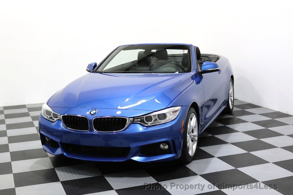 2015 BMW 4 Series CERTIFIED 435i M Sport Package CAMERA NAVI - 17401997 - 27