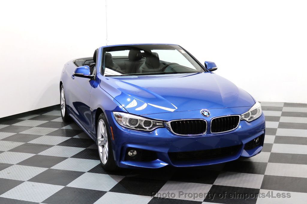 2015 BMW 4 Series CERTIFIED 435i M Sport Package CAMERA NAVI - 17401997 - 28