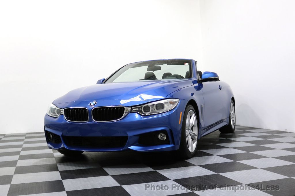2015 BMW 4 Series CERTIFIED 435i M Sport Package CAMERA NAVI - 17401997 - 42