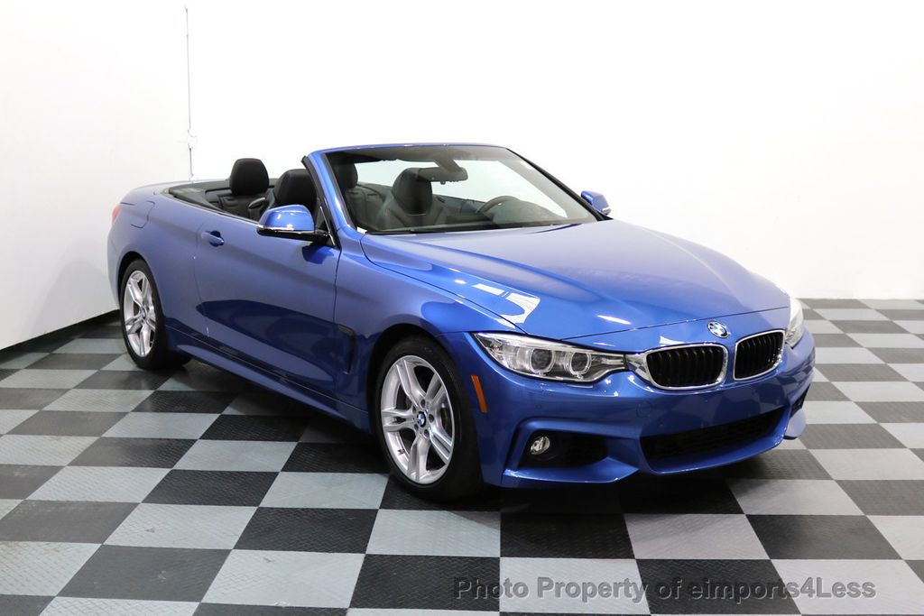 2015 BMW 4 Series CERTIFIED 435i M Sport Package CAMERA NAVI - 17401997 - 43