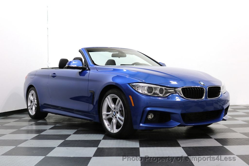 2015 BMW 4 Series CERTIFIED 435i M Sport Package CAMERA NAVI - 17401997 - 49